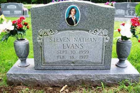 EVANS, STEVEN NATHAN - Benton County, Arkansas | STEVEN NATHAN EVANS - Arkansas Gravestone Photos
