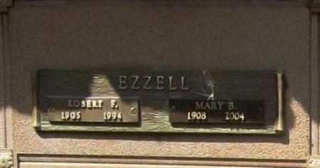 ROACH EZZELL, MARY B. - Benton County, Arkansas | MARY B. ROACH EZZELL - Arkansas Gravestone Photos