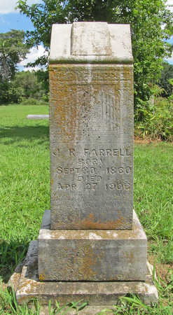 FARRELL, J R - Benton County, Arkansas | J R FARRELL - Arkansas Gravestone Photos
