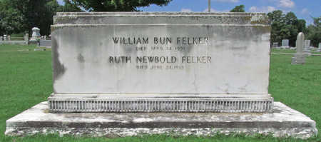 NEWBOLD FELKER, RUTH - Benton County, Arkansas | RUTH NEWBOLD FELKER - Arkansas Gravestone Photos