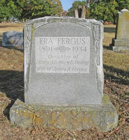 OAKLEY FERGUS, FRA - Benton County, Arkansas | FRA OAKLEY FERGUS - Arkansas Gravestone Photos