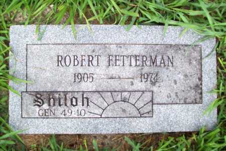 FETTERMAN, ROBERT - Benton County, Arkansas | ROBERT FETTERMAN - Arkansas Gravestone Photos