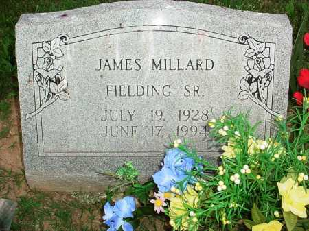 FIELDING, JAMES MILLARD SR - Benton County, Arkansas | JAMES MILLARD SR FIELDING - Arkansas Gravestone Photos