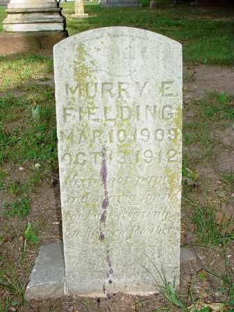 FIELDING, MURRAY EDGAR - Benton County, Arkansas | MURRAY EDGAR FIELDING - Arkansas Gravestone Photos