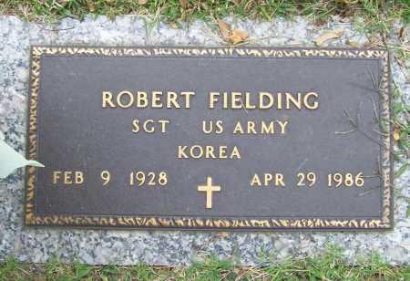 FIELDING (VETERAN KOR), ROBERT - Benton County, Arkansas   ROBERT FIELDING (VETERAN KOR) - Arkansas Gravestone Photos
