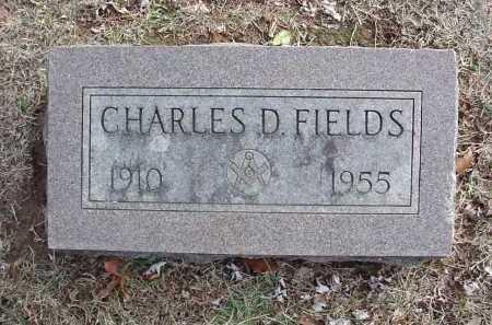 FIELDS, CHARLES DONALD, SR. - Benton County, Arkansas   CHARLES DONALD, SR. FIELDS - Arkansas Gravestone Photos