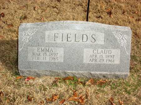 FIELDS, DANIEL CLAUD - Benton County, Arkansas | DANIEL CLAUD FIELDS - Arkansas Gravestone Photos