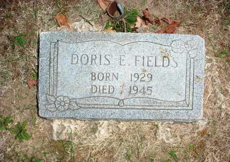 FIELDS, DORIS ELLEN - Benton County, Arkansas | DORIS ELLEN FIELDS - Arkansas Gravestone Photos