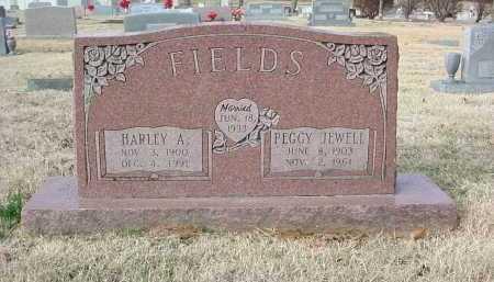 FIELDS, HARLEY A. - Benton County, Arkansas | HARLEY A. FIELDS - Arkansas Gravestone Photos