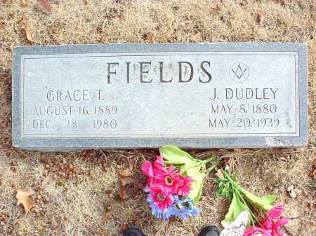 FIELDS, GRACE T. MOODY - Benton County, Arkansas | GRACE T. MOODY FIELDS - Arkansas Gravestone Photos