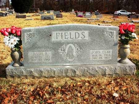 FIELDS, JESSIE R. - Benton County, Arkansas   JESSIE R. FIELDS - Arkansas Gravestone Photos