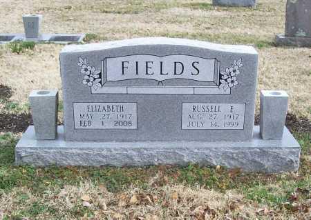 FIELDS, MARY ELIZABETH - Benton County, Arkansas | MARY ELIZABETH FIELDS - Arkansas Gravestone Photos