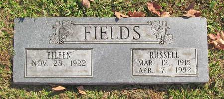 FIELDS, RUSSELL - Benton County, Arkansas | RUSSELL FIELDS - Arkansas Gravestone Photos