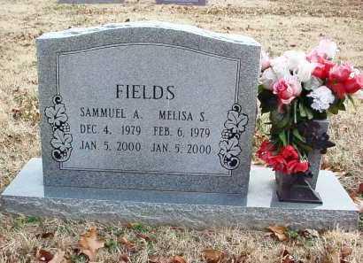FIELDS, SAMMUEL ALLEN - Benton County, Arkansas | SAMMUEL ALLEN FIELDS - Arkansas Gravestone Photos