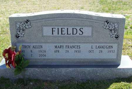 FIELDS, TROY ALLEN - Benton County, Arkansas   TROY ALLEN FIELDS - Arkansas Gravestone Photos