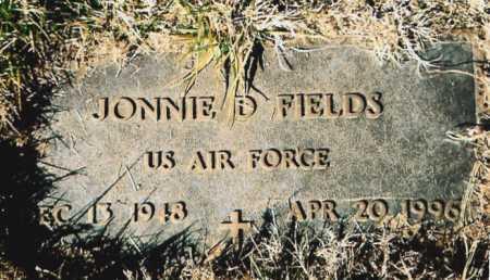 FIELDS (VETERAN), JONNIE D - Benton County, Arkansas   JONNIE D FIELDS (VETERAN) - Arkansas Gravestone Photos