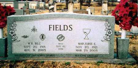 HATCHER FIELDS, MARJORIE ELIZABETH - Benton County, Arkansas | MARJORIE ELIZABETH HATCHER FIELDS - Arkansas Gravestone Photos