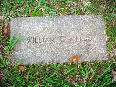 FIELDS, WILLIAM C - Benton County, Arkansas | WILLIAM C FIELDS - Arkansas Gravestone Photos