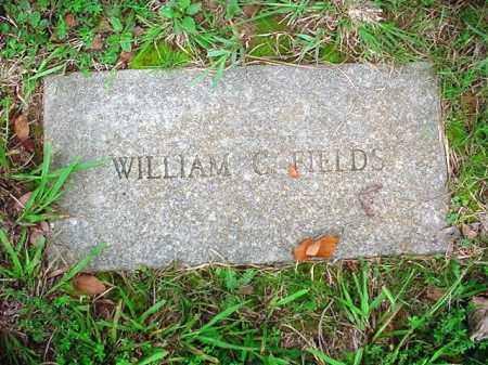 FIELDS, WILLIAM C - Benton County, Arkansas | WILLIAM C FIELDS - Arkansas Gravestone Photos