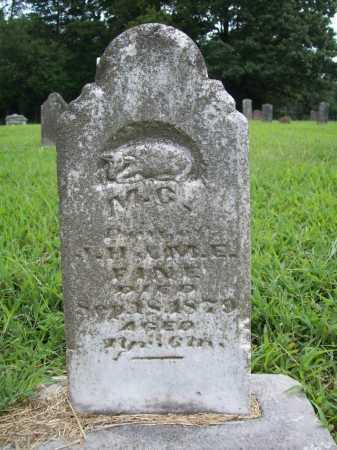 FINE, M. G. - Benton County, Arkansas | M. G. FINE - Arkansas Gravestone Photos