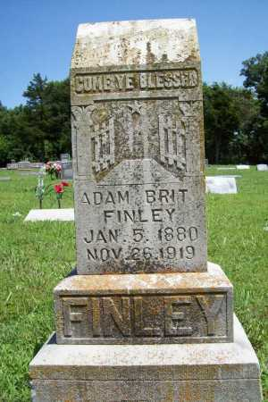 FINLEY, ADAM BRIT - Benton County, Arkansas | ADAM BRIT FINLEY - Arkansas Gravestone Photos