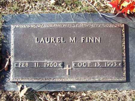 FINN, LAUREL M. - Benton County, Arkansas | LAUREL M. FINN - Arkansas Gravestone Photos