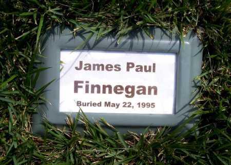 FINNEGAN, JAMES PAUL - Benton County, Arkansas   JAMES PAUL FINNEGAN - Arkansas Gravestone Photos