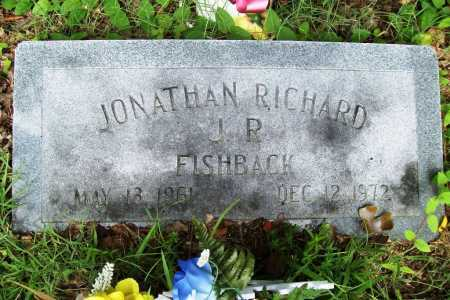 "FISHBACK, JONATHAN RICHARD ""J. R."" - Benton County, Arkansas | JONATHAN RICHARD ""J. R."" FISHBACK - Arkansas Gravestone Photos"
