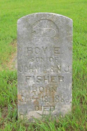 FISHER, ROY E - Benton County, Arkansas | ROY E FISHER - Arkansas Gravestone Photos