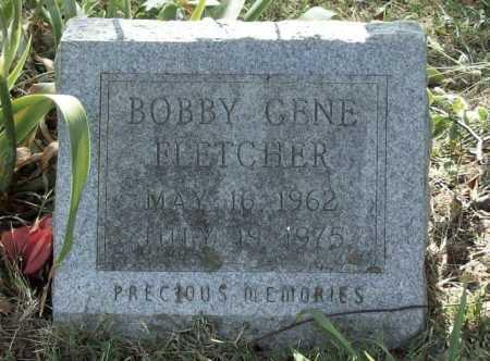FLETCHER, BOBBY GENE - Benton County, Arkansas | BOBBY GENE FLETCHER - Arkansas Gravestone Photos