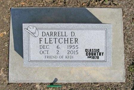 FLETCHER, DARRELL D - Benton County, Arkansas   DARRELL D FLETCHER - Arkansas Gravestone Photos