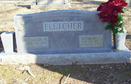 FLETCHER, GEORGIA MARIE - Benton County, Arkansas | GEORGIA MARIE FLETCHER - Arkansas Gravestone Photos