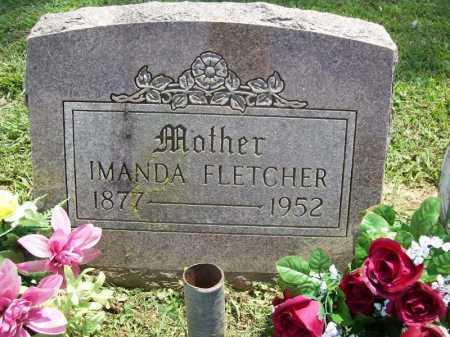 FLETCHER, IMANDA - Benton County, Arkansas | IMANDA FLETCHER - Arkansas Gravestone Photos