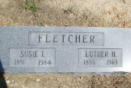 FLETCHER, LUTHER H. - Benton County, Arkansas | LUTHER H. FLETCHER - Arkansas Gravestone Photos