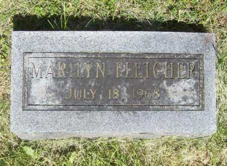 FLETCHER, MARILYN - Benton County, Arkansas | MARILYN FLETCHER - Arkansas Gravestone Photos