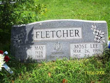 KEENER FLETCHER, MATTIE MAY - Benton County, Arkansas | MATTIE MAY KEENER FLETCHER - Arkansas Gravestone Photos