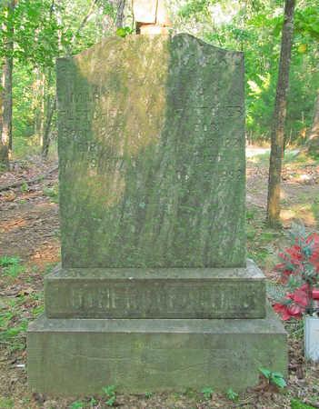 FLETCHER, MARY - Benton County, Arkansas   MARY FLETCHER - Arkansas Gravestone Photos