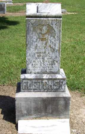 FLETCHER, ROSALEE - Benton County, Arkansas | ROSALEE FLETCHER - Arkansas Gravestone Photos
