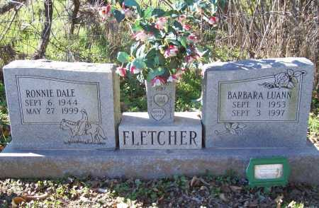 FLETCHER, BARBARA LUANN - Benton County, Arkansas | BARBARA LUANN FLETCHER - Arkansas Gravestone Photos