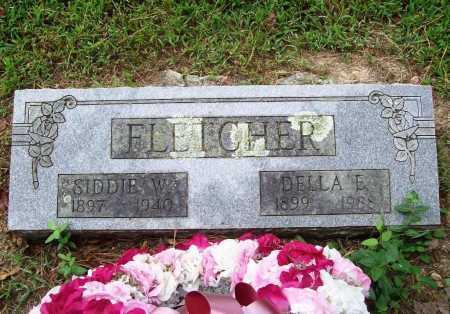 FLETCHER, SIDDIE W. - Benton County, Arkansas | SIDDIE W. FLETCHER - Arkansas Gravestone Photos