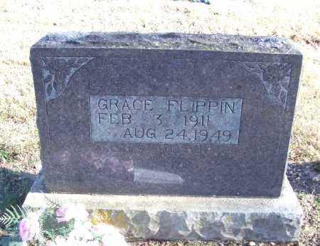 FLIPPIN, GRACE - Benton County, Arkansas | GRACE FLIPPIN - Arkansas Gravestone Photos