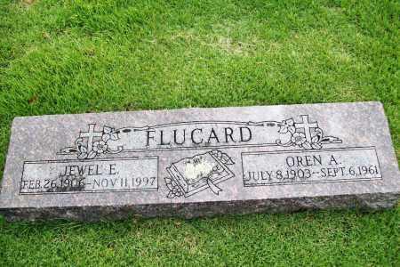 FLUCARD, JEWEL E. - Benton County, Arkansas | JEWEL E. FLUCARD - Arkansas Gravestone Photos