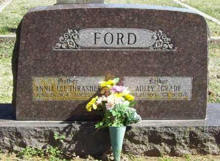 FORD, ADLEY GRADY - Benton County, Arkansas | ADLEY GRADY FORD - Arkansas Gravestone Photos