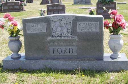 FORD, GERTIE - Benton County, Arkansas | GERTIE FORD - Arkansas Gravestone Photos