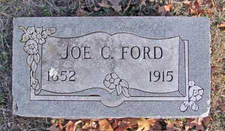 FORD, JOE C - Benton County, Arkansas | JOE C FORD - Arkansas Gravestone Photos