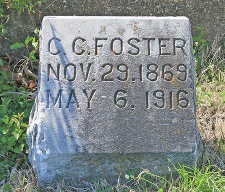 FOSTER, C C - Benton County, Arkansas   C C FOSTER - Arkansas Gravestone Photos
