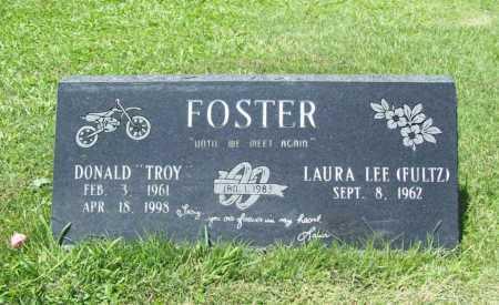"FOSTER, DONALD ""TROY"" - Benton County, Arkansas   DONALD ""TROY"" FOSTER - Arkansas Gravestone Photos"