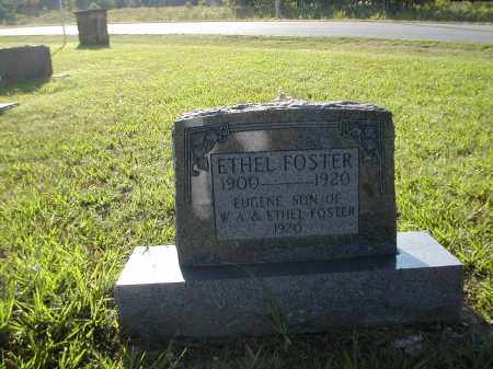FOSTER, EUGENE - Benton County, Arkansas | EUGENE FOSTER - Arkansas Gravestone Photos