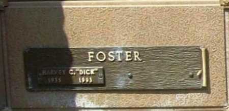 "FOSTER, HARVEY C. ""DICK"" - Benton County, Arkansas | HARVEY C. ""DICK"" FOSTER - Arkansas Gravestone Photos"