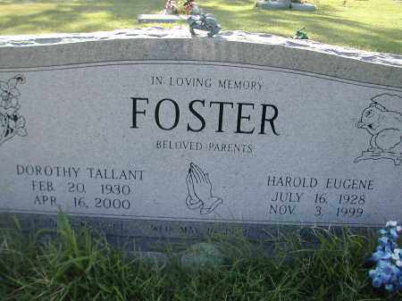 FOSTER, HAROLD EUGENE - Benton County, Arkansas | HAROLD EUGENE FOSTER - Arkansas Gravestone Photos
